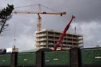 Budowa osiedla przez dewelopera
