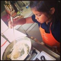gotowanie na kuchence gazowej
