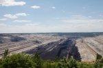 wygląd kopalni odkrywkowej