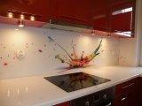 Panele szklane w kuchni